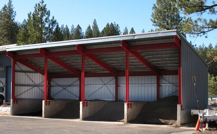 TTSD Aggregate Storage Enclosure-1