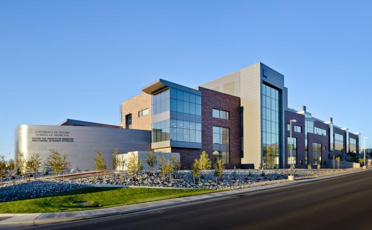 UNR Molecular Medical Building-1